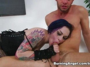 Amazing pornstars Seth Gamble, Rizzo Ford in Incredible Emo, Big Ass xxx video