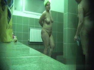 Hidden cameras in public pool showers 139