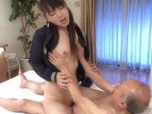 Horny Japanese chick Shiori Kohinata in Best Teens, Dildos/Toys JAV scene