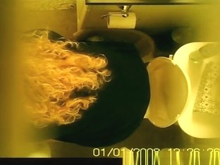 Hidden Bathroom Cam