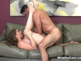 Hottest pornstars Alex Chance, Damon Dice in Crazy Redhead, Big Tits sex video