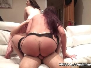 Exotic pornstars Lucia Love, Emma Butt in Best Big Tits, Redhead xxx scene