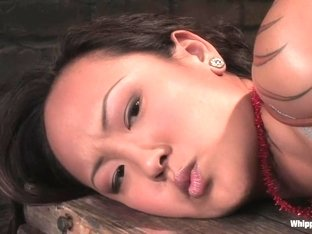 Incredible fetish, asian adult scene with fabulous pornstars Aiden Starr and Jandi Lin from Whippe.
