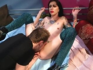 Rock And Roll In Krysta's Butthole BurningAngel Video