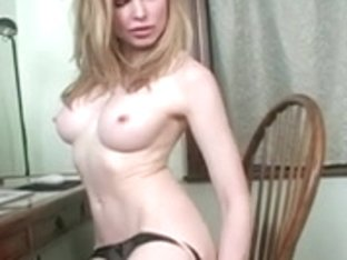 Nylons and Foot Fetish Jerk Off Instruction
