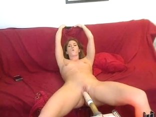Miniature tit sex machine cam with Ariel X