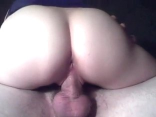 Giant cock barely fit into her super tight pussy