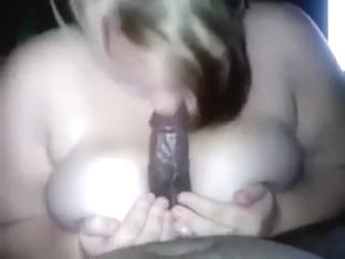 My busty black brown femdom-female-dominant can't live out of to suck my BBC in POV