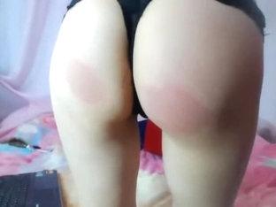 Blond Girl Sucks A Massive Black Cock
