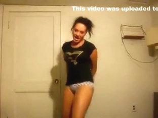 Superlatively Good twerking livecam panty clip
