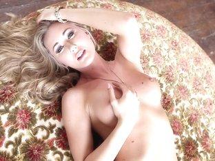 Crazy pornstar in Fabulous Blonde, Softcore xxx movie