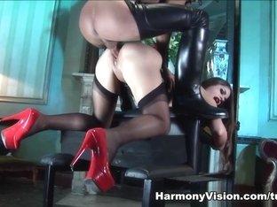 Fabulous pornstar Cathy Heaven in Amazing Cumshots, Big Ass xxx movie