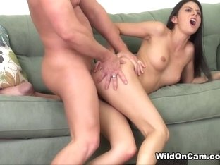 Horny pornstar Nikki Daniels in Crazy Dildos/Toys, Fucking Machines sex clip