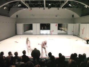 Naked on Stage-017 N5