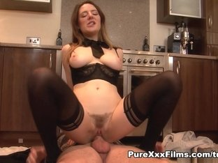 Incredible pornstar Samantha Bentley in Amazing Big Tits, Redhead xxx clip
