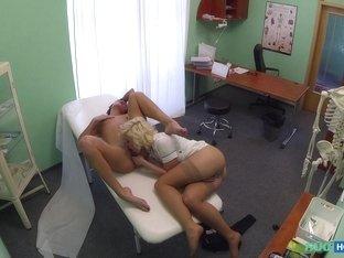 Incredible pornstar in Hottest Cunnilingus, Voyeur adult scene