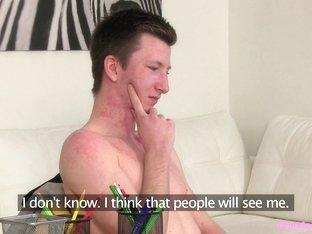 Crazy pornstar in Exotic Brunette, Casting xxx movie