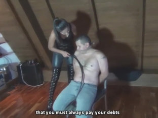 Latin Beauties In HighHeels - Diosa - Pay Your Debt Or Feel My Whip