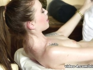 Best pornstars Steven St. Croix, Misha Cross in Hottest Blowjob, Facial sex movie