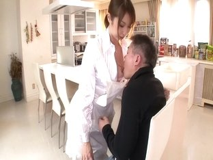 Amazing Japanese whore Araki Hitomi in Hottest JAV uncensored MILFs clip