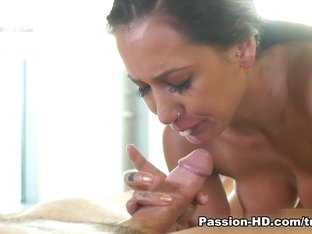 Horny pornstar Amia Miley in Exotic Latina, Pornstars porn movie
