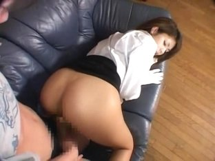 Horny Japanese girl Anna Kaneshiro in Amazing Cunnilingus, Doggy Style JAV movie