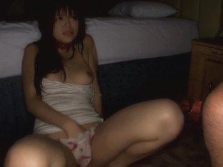 Rina Itou naughty Asian babe enjoys bondage sex games