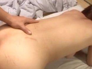 Ayano Murasaki big boobed Asian chick enjoys young guy