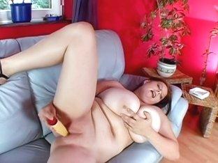 Enormous Massive Natural Tits