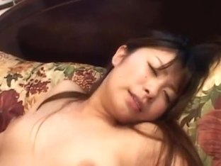 Mimi Kousaka Japanese model has gangbang sex
