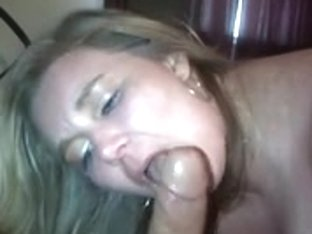 Toni can't live without to engulf large penis