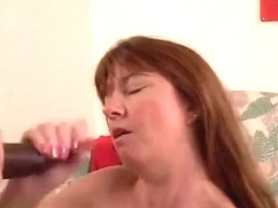 BBC cum load in her face