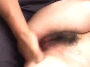 Suave Japanese hottie Tomoe Hinatsu sucking cock uncensored