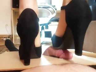 High heel shoejob by krisi 2