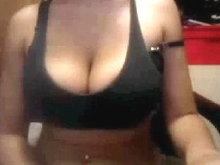 Chat roulette girl teases me