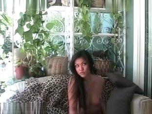 Fabulous Webcam clip with Asian scenes