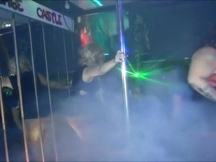 Snip clips of Mike Busey birthday party