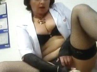Masturbating in my own office