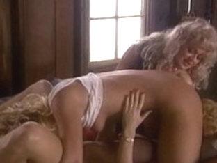 Crazy pornstar Nina Hartley in best lesbian, big tits xxx clip