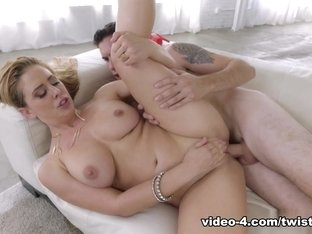 Crazy pornstar Cherie Deville in Best Facial, Blonde adult video