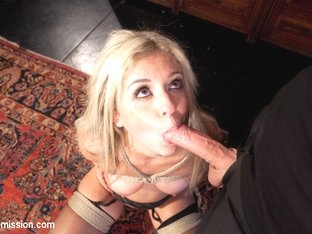 Madelyn Monroe  Tommy Pistol in Madelyn Monroe's Anal Submission - SexAndSubmission