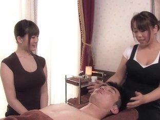 Fabulous Japanese model Momoka Nishina in Incredible massage, softcore JAV movie