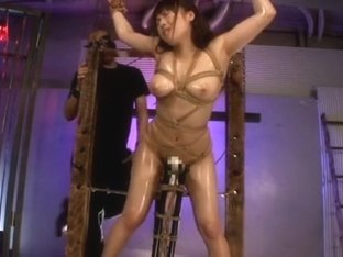 Hottest Japanese girl Yuri Sato 2 in Horny Fetish, BDSM JAV movie