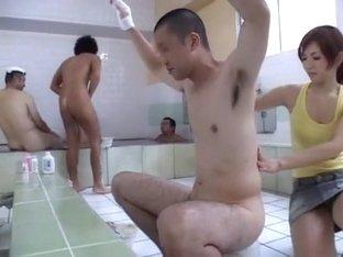 Incredible Japanese model Mai Hanano in Best JAV video