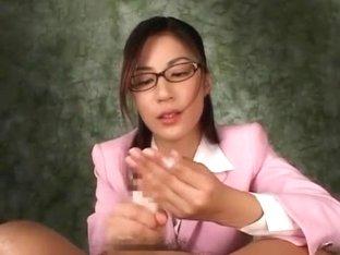 Hottest Japanese chick Anri Suzuki in Amazing POV, CFNM JAV video