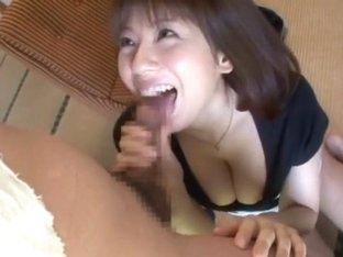 Crazy Japanese model Yuma Asami in Best BDSM, Blowjob/Fera JAV video