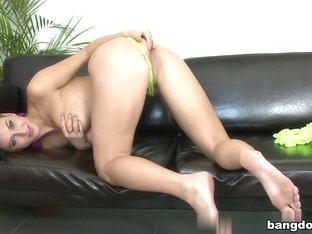 Emylia Argan in First Time Fucking On Camera!