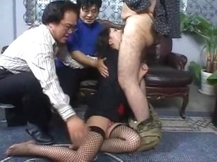 Exotic Japanese model Yuka Osawa in Horny Lingerie, Cumshots JAV movie