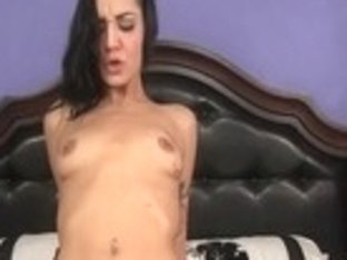 Best pornstar Aimee Black in incredible facial, small tits xxx scene
