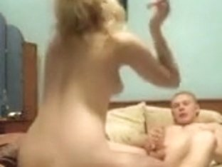 Kinky oral fun in the bed